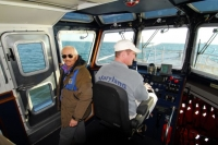 All in a Day's Work for a Chesapeake Pilot