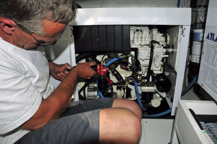 Oil Analysis   Steve D'Antonio Marine Consulting